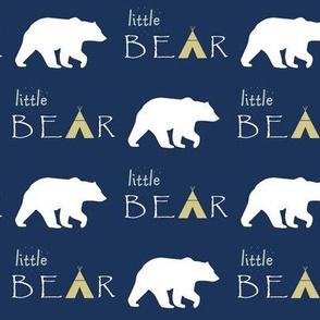 little bear // midnight