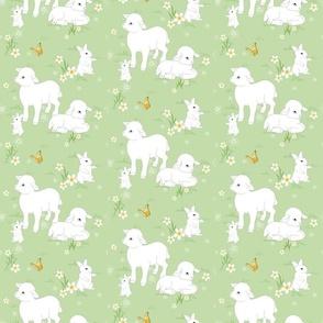 Spring Lambs - Rabbits - Day 5
