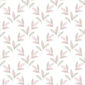 Delicate floral pattern 41