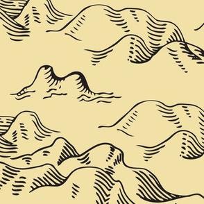 Geography - Mountain Range