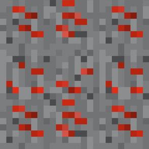 Pixel Red Stone