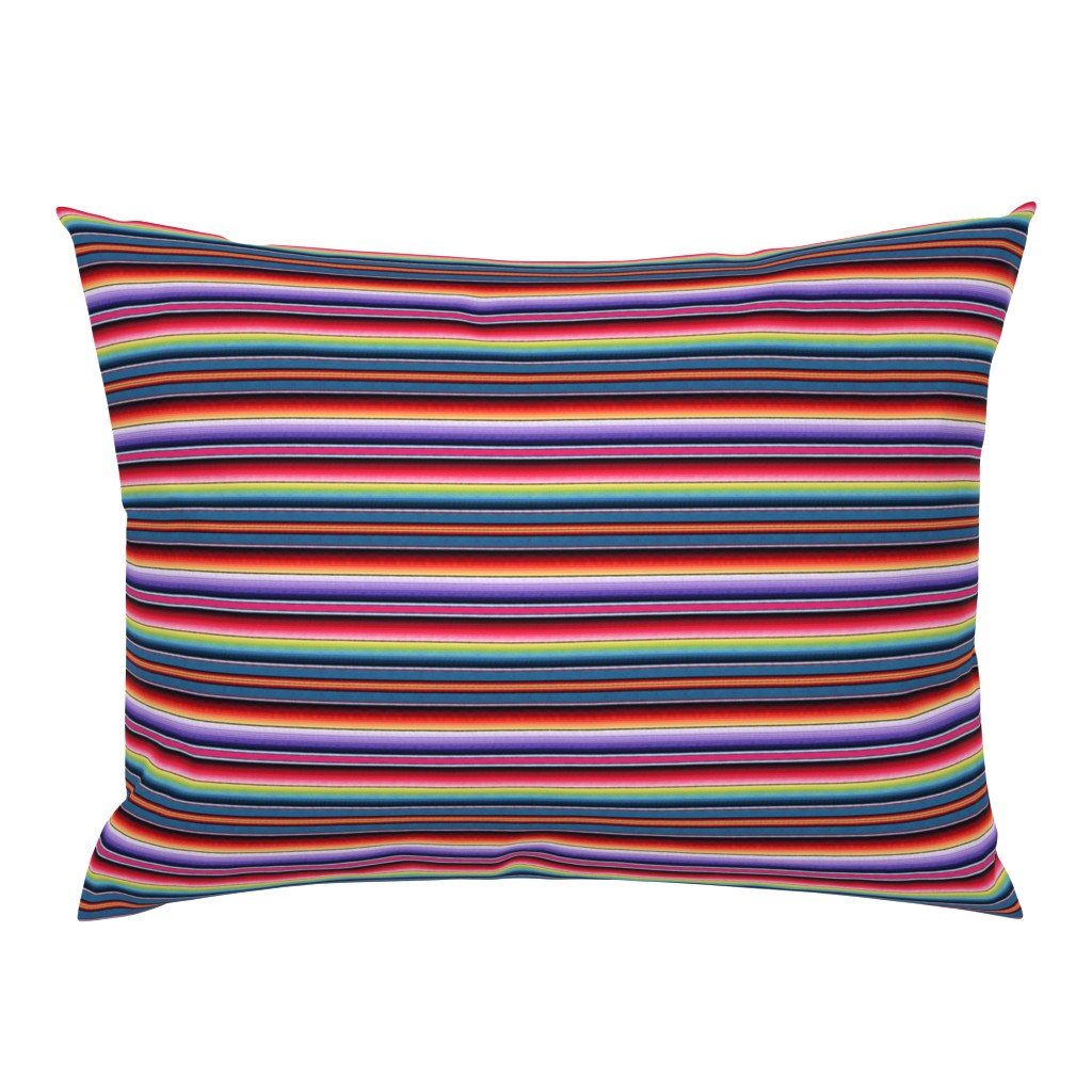 Campine Pillow Sham featuring Zia NM by sewingpatternbee