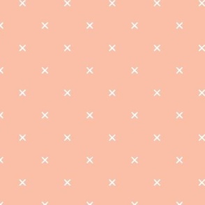 Blush Sprigs and Blooms Coordinate X 4