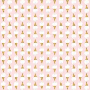 vanilla, please pink