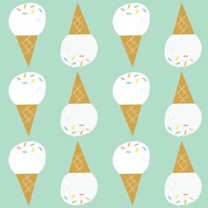 vanilla, please mint