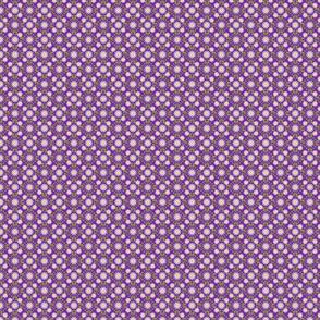 Daisy Square- purple-small