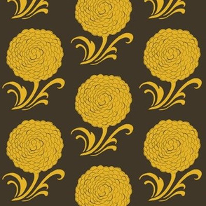 Stylized Floral