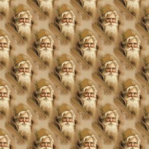 Old World Santa Claus Portrait