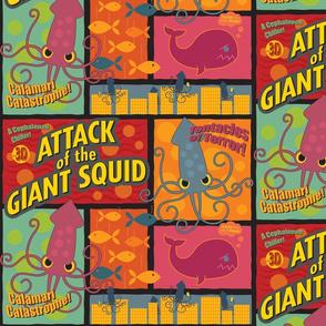 Squid Attack