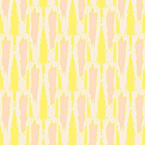 Ikat Hybrid/yellow