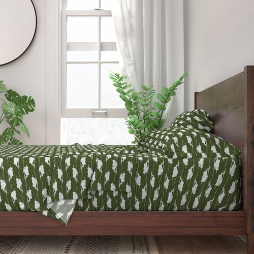 Shop Green on Bedding | Roostery Home Decor Products