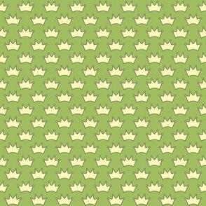 little crowns - green tea