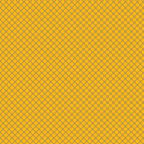 Rococo Lattice - Large Gold