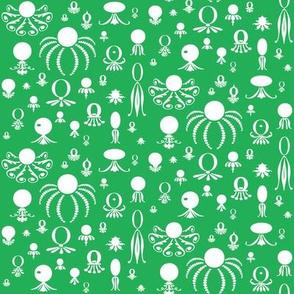 Octo Play Green