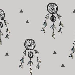 Dreamcatchers Gray