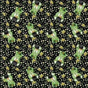 Irish Fun Leprechaun Teddy Bear