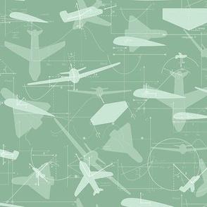 Aerodynamics (Mint)
