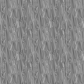 Woodgrain - Charcoal
