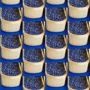 I love blue! 3 blueberries