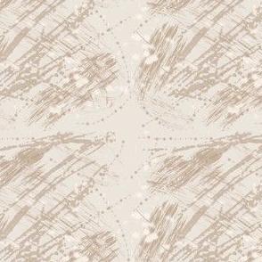 Beige Brushwork Texture