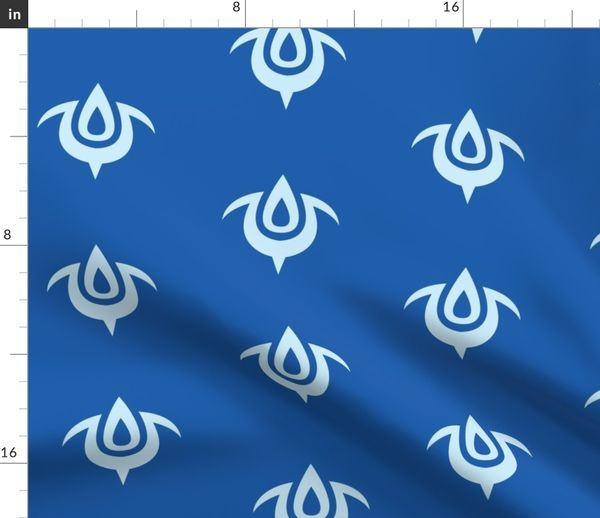 Fabric by the Yard Princess's Yukata