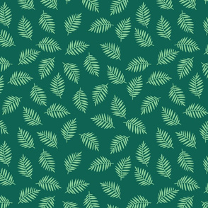 Teal Ferns