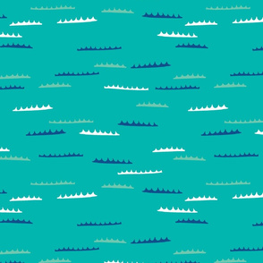 Aqua Waves
