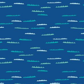 Ultramarine Waves