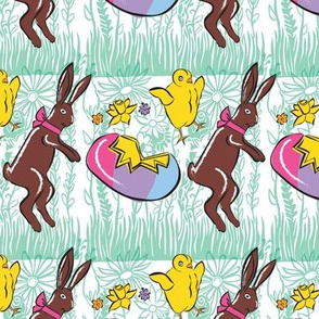 The Easter Egg Bop