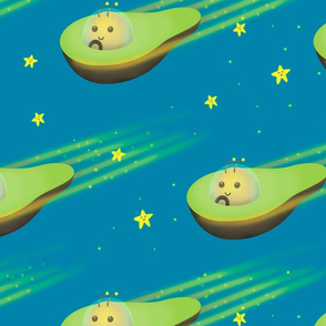 avocado to the moon!