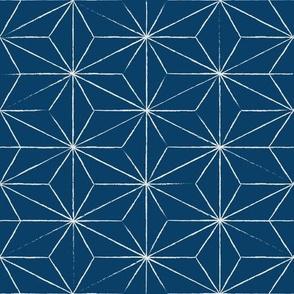 Sashiko - Blue Horizon
