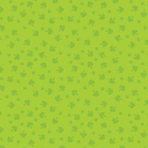 Gentle clover pattern