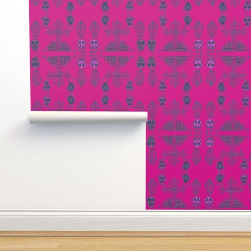 Wallpaper Baron Samedi Ch