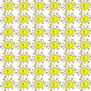 sunshine_motif_white_background