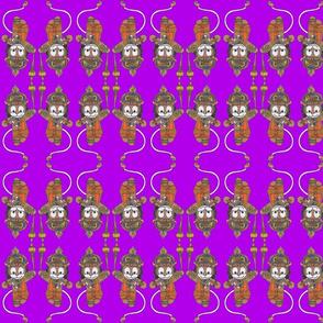 Hanuman Purple