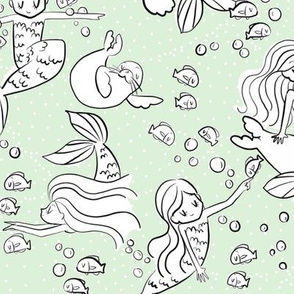 mermaids mint