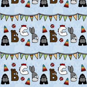 Animal Alphabet Party