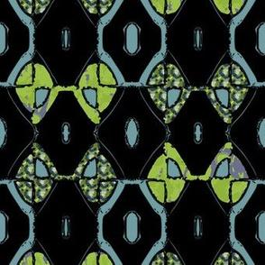 Abstract Diamond V Multipattern