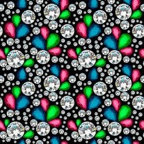 Diamond luxury pattern