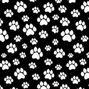 Doggy Paws - Black // Small