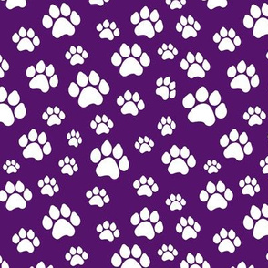 Doggy Paws - Purple // Small