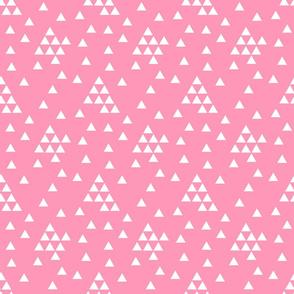 triangles_random_white_on_bright_pink