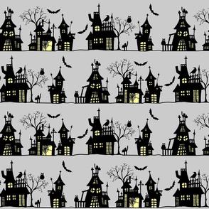 Haunted House Lane