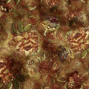 Gilded Flowers