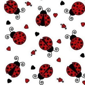 Love Bug Ladybugs
