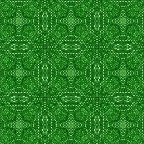 lawn green doily
