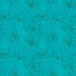 Garden Edge blue