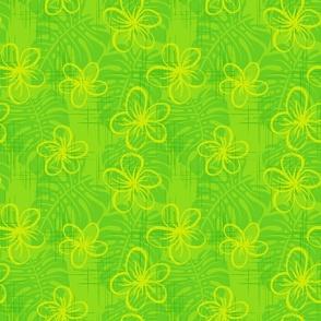 Garden Edge light green
