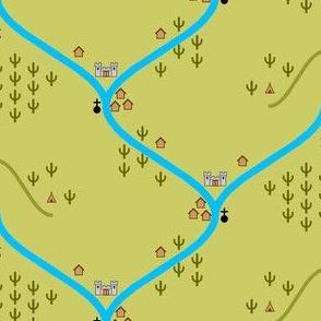 00525706 : sine river : wild west