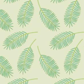 Palm Fronds (Sage)